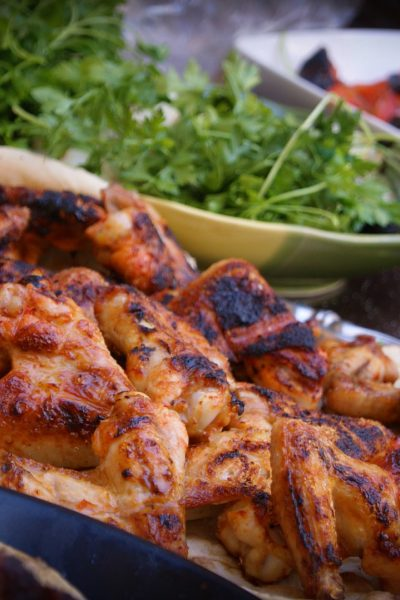 Margarita Grilled Chicken